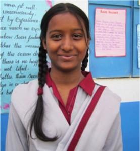 Mehran School Pen Pal - Twins